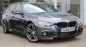 320d M Sport Shadow Edition - GU68OXS