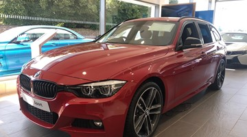 320d M Sport Shadow Edition Touring