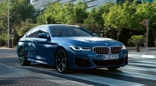 The New 5 Series Saloon