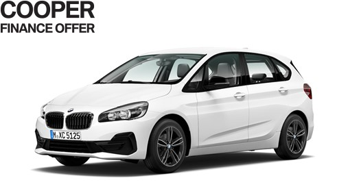 BMW 218i Sport Active Tourer