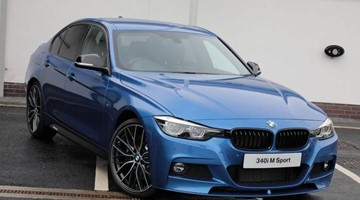 340i M Sport Shadow Edition Saloon