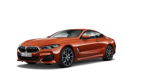 BMW 840d xDrive M Sport Coupe