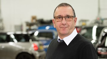 Neil Pettit - Senior Bodyshop Advisor