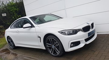 420d xDrive M Sport Coupe