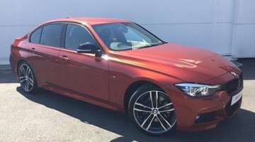 320i M Sport Shadow Edition Saloon