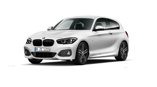 BMW 118i M Sport Shadow Edition