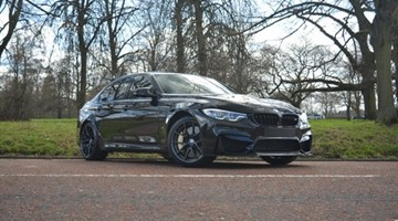 BMW M3 CS Saloon