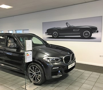 About Your Local BMW Retailer | Marshall Scunthorpe