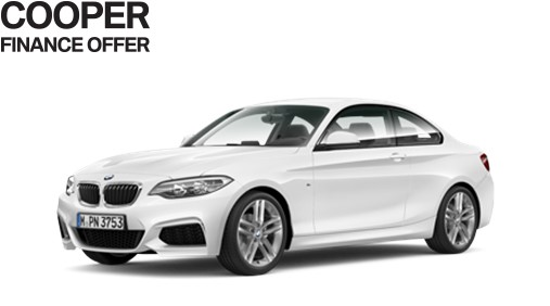 BMW 218i M Sport Coupe