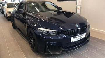 The BMW M4