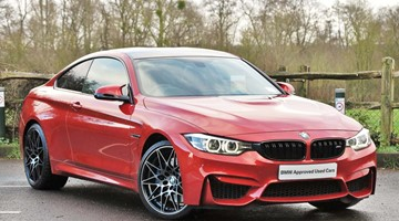 BMW M4 Competition Package Coupe 3.0 - YH67OBP